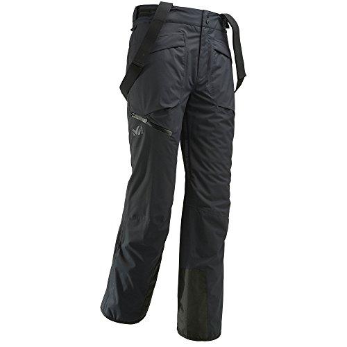 Millet hayes stretch pantaloni da sci uomo, uomo, miv8086, nero, xs