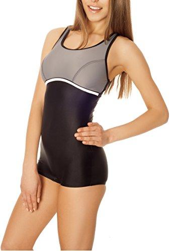 nexi-maillot-de-bain-carolin-sport-femme-46-noir-gris