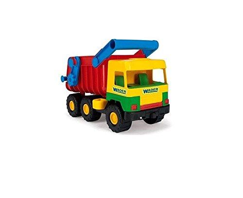 Wader-Wozniak 32051 - Kipper, Camión de juguete, 38 cm, colores surti