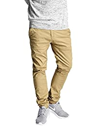 Solid Herren Hosen / Chino Joe Crisp
