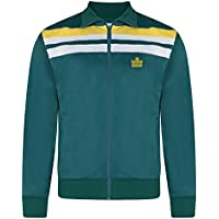 Official Retro Admiral 1982 Green Club Track Jacket