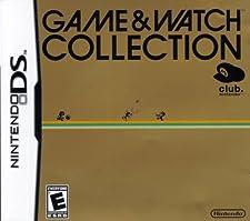 Game & Watch Collection (Nintendo DS) [Importación Inglesa]