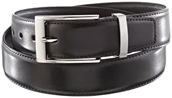 Monti - Cintura, uomo Nero (Schwarz (Farbe: 0090 schwarz/black)) 85- DE
