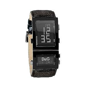 D&G Dolce&Gabbana DW0360 – Reloj Digital de Caballero de