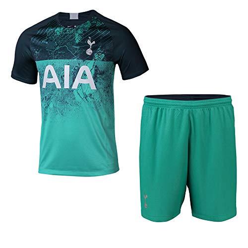 Zhouhuin Fußball-Kits für Kids Men Youth 15 Teams Benutzerdefiniertes Fußball-Trikot und Shorts & Socken (Heim und Auswärts) 2018-2019 Fußball-Shirt Unterstützung Anpassung -