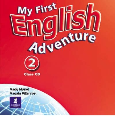 My First English Adventure Level 2 Class CD: Class CD (English Adventure) (CD-Audio) - Common