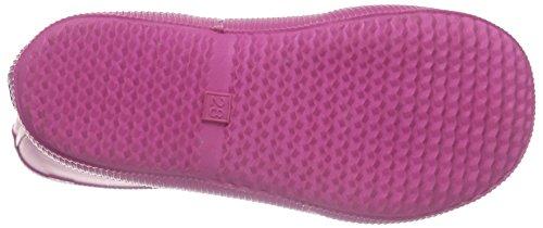 Viking Classic Indie, Bottes en caoutchouc non-fourrées, tige haute mixte enfant Rose - Pink (Fuchsia 17)