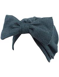 Gorros Bebé invierno cálido sombreros Sombrero que hace punto de los bebés  de los niños Gorro de capucha Beanie… 7d7ba55ccdb