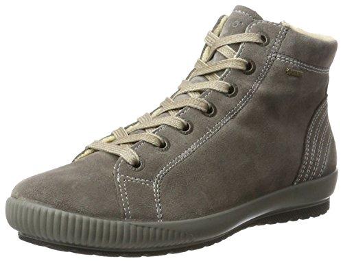 Legero TANARO, Damen Sneaker, Grau (Ematite), 40 EU (6.5 UK)