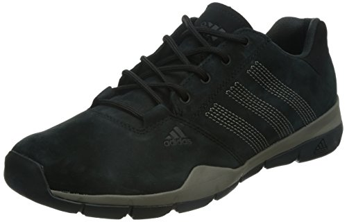 adidas Herren ANZIT DLX Cross-Trainer Schwarz Core Black/Simple Brown, 43 1/3 EU