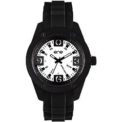 ene watch Mod. 107-48 - Herrenuhr Armbanduhr Analoguhr mit Silikon Band ene-21754