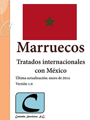 Marruecos - Tratados Internacionales con México
