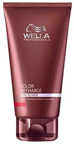 Wella Professionals - Conditioner Après-Shampooing pour Cheveux Colorés Blonds - Color Recharge Cool Blonde - 200ml
