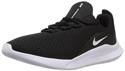 Nike Wmns VIALE, Scarpe Running Donna, Nero (Black/White 003), 36 EU