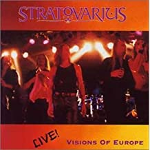 Visions Of Europe by Stratovarius (2003-01-29)