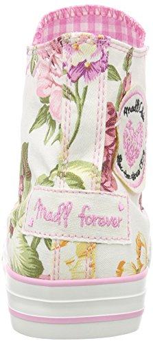 Krüger MADL - Madl forever, Scarpe da ginnastica a collo alto  da donna Multicolore (rose / 33)