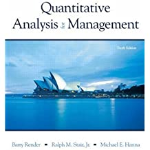 Quantitive Analysis for Management