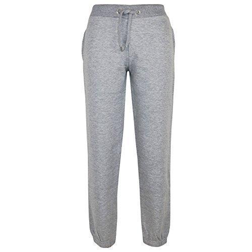 A2Z 4 Kids Enfants Garçons Filles Joggers Jogging Pantalons - Fleece Trouser Grey 13