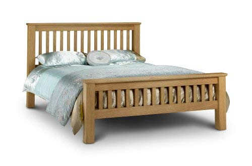 Julian Bowen Amsterdam Oak King Size Bed