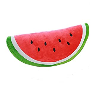 ANDAY Cute Fruit Watermelon Plush Toy Sofa Car Bed Pillow Stand Cushion Gifts Ideas
