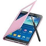 Samsung N9005 Galaxy Note 3 S-View Flip Case original EF-CN900 Blush Pink