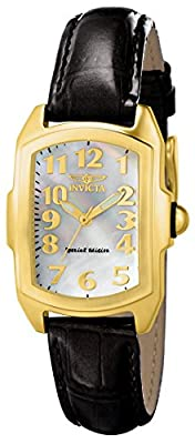 Invicta 13834 Lupah Reloj para Mujer acero inoxidable Cuarzo Esfera blanco de INVICTA