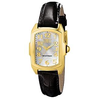 Invicta 13834 Lupah Reloj para Mujer acero inoxidable Cuarzo Esfera blanco