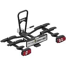Portabicicletas para bicicletas, transporta con tu TransBike 2, 3 y 4 bicis de la forma más cómoda y sencilla. Completamente plegable, abatible y con sistema antirrobo
