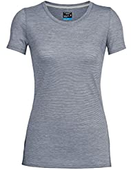 Icebreaker Damen Sphere Ss Low Crewe T-Shirt