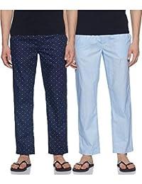 Amazon Brand - Symbol Men's Pyjama Set (Pack of 2)