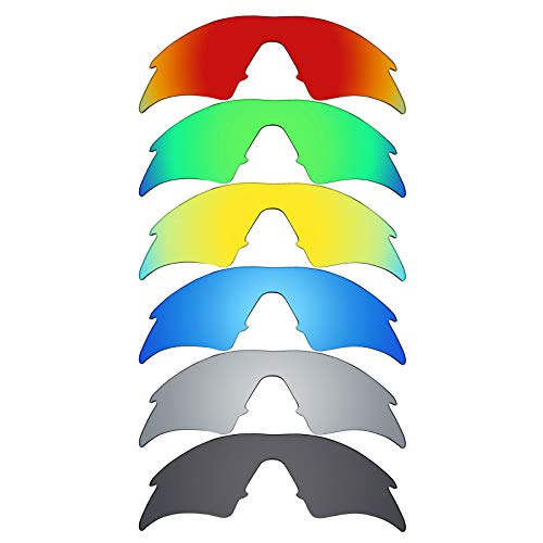 MRY 6Paar Polarisierte Ersatz Lenses für Oakley M Frame Sweep Sonnenbrille