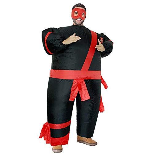 Kostüm Samurai Übergröße - Luminous1128 Flamingo / Orang-Utan / Zentaur / Hai / Astronaut Aufblasbare Kostüme Halloween Cosplay Kostüme Anzug für Erwachsene und Kinder