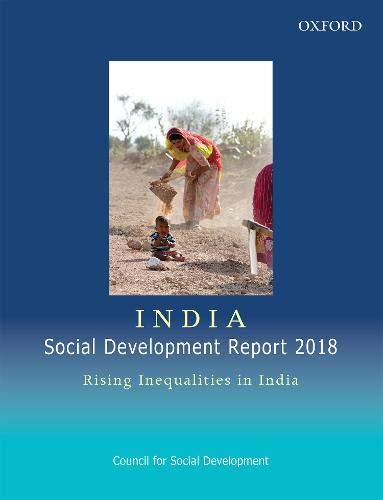 India: Social Development Report 2018