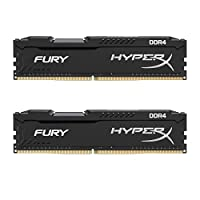 Kingston-HyperX 2x4 8GB 2400MHz D4 HX424C15FBK2/8