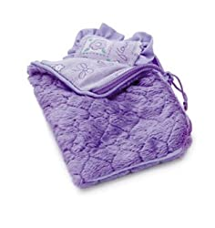 Only Hearts Club Li'l Kids Purple Sleeping Bag