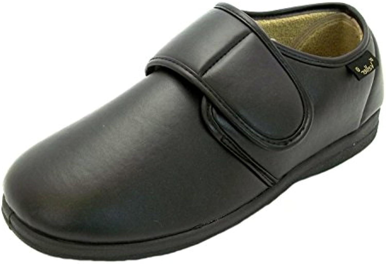 Dr lagerpoint Dr Chris, para hombre zapatillas de color negro -