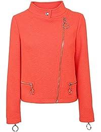 07d1aa560fabc Amazon.it  abbigliamento donna - Moschino   Giacche e cappotti ...