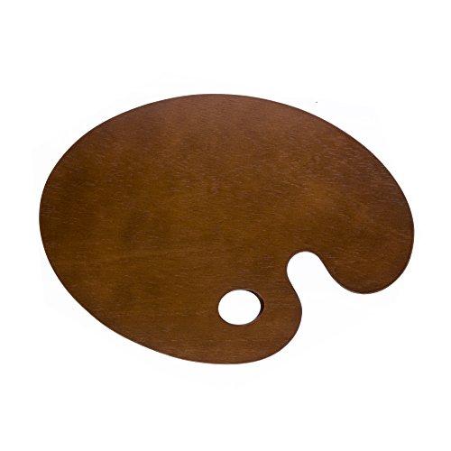 lienzos-levante-1110102003-paleta-de-pintor-ovalada-fabricada-en-madera-contrachapada-lacada-color-n