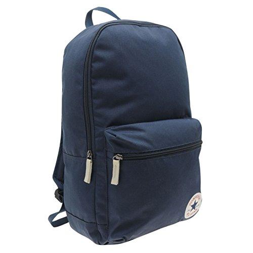 Imagen de converse– azul marino  bolsa de deporte gymbag– para niños, azul marino, h 44.5cm; w 29cm; d 13cm.
