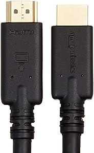 AmazonBasics hoge snelheid 4K, Ultra HD, HDMI-kabel met RedMere- 10,7 m - niet bi-directionele kabel