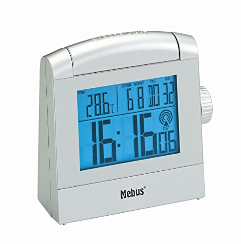 Mebus 51471 Funkwecker