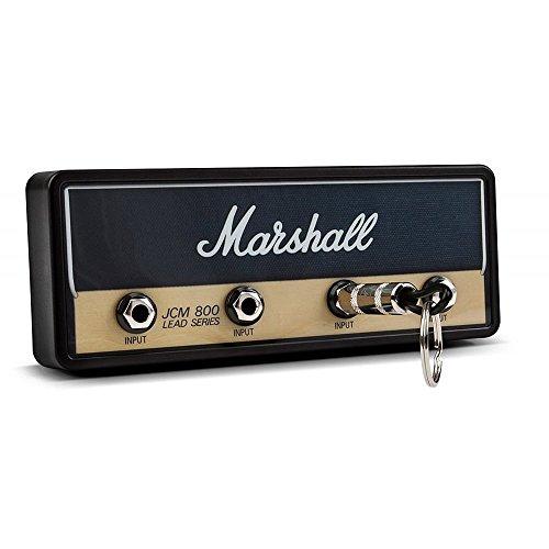 Marshall JACKRACK II JCM800 Standard | Schlüsselbrett mit 4 Schlüsselanhängern