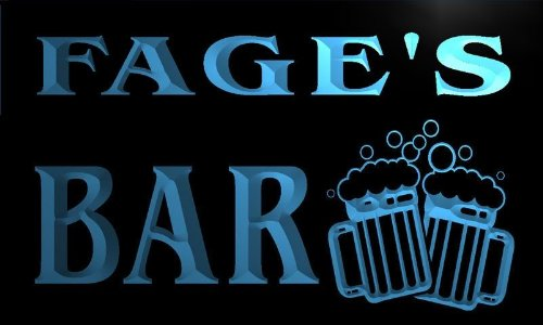 w098886-b-fage-name-home-bar-pub-beer-mugs-cheers-neon-light-sign