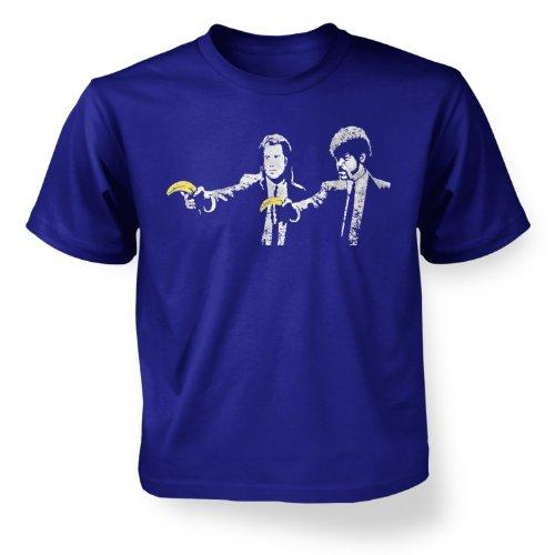 Pulp Fiction Bananen Männer Banksy T-Shirt Kinder T-Shirt Königlich
