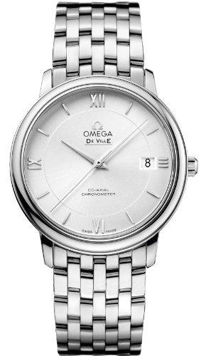Omega DeVille Prestige Koaxialkabel Herren Armbanduhr 424.10.37.20.02.001von Omega