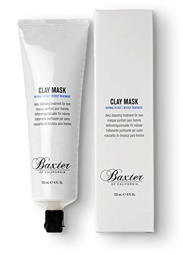Baxter Clarifying Clay Mask Tiefenreinigung fürs Gesicht 120 ml