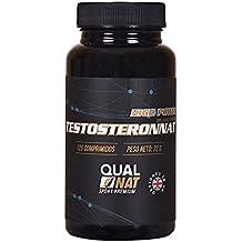 Testosterona para aumentar el crecimiento muscular y la fuerza - Suplemento para deportistas que ayuda a mejorar el rendimiento deportivo - Aumenta la resistencia y la libido sexual - 120 comprimidos