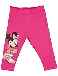 Süßes warmes Kleid Minnie Mouse Langarm Kapuze  Gr 80 86 92 Püttmann