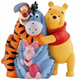 Bullyland BUL-12222 Winnie The Pooh and Friends Money Bank