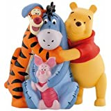 Bullyland - B12222 - Tirelire Winnie L'Ourson et ses Amis Disney